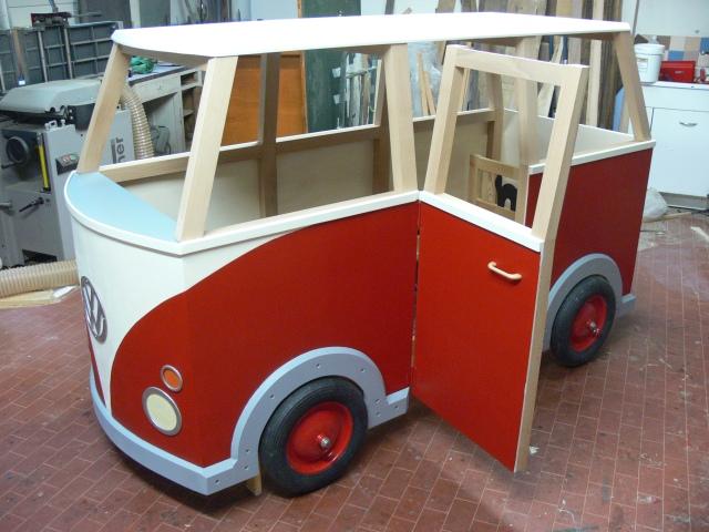 Lettino/furgone Volkswagen