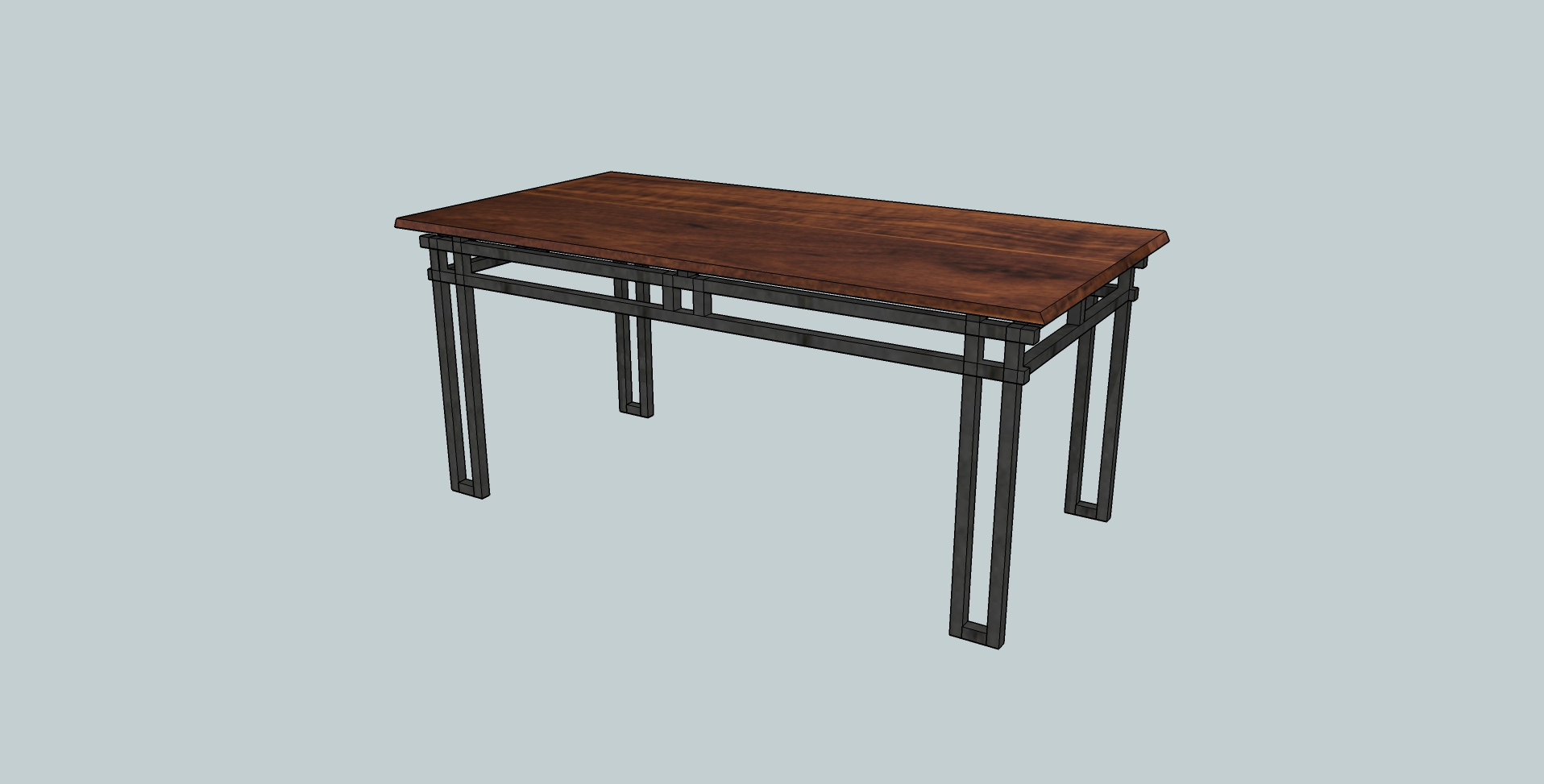 tavolo ferro – Leone d\'oro di Matteo Gandini